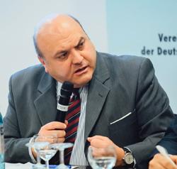 Bild Atilla Türk Vorsitzender DTG Bonn