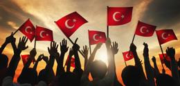 Bild Republikfeiertag Türkei