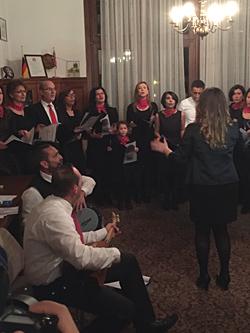 Bild Chor Bonn'da Türk kültürü