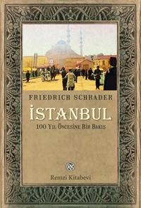 Bild Buchtitel Schrader - Istanbul
