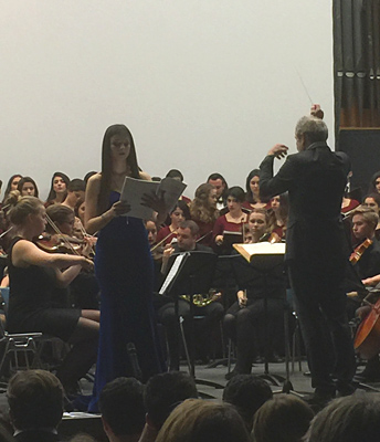 Bild Saygin Lisesi Konzert Solistin